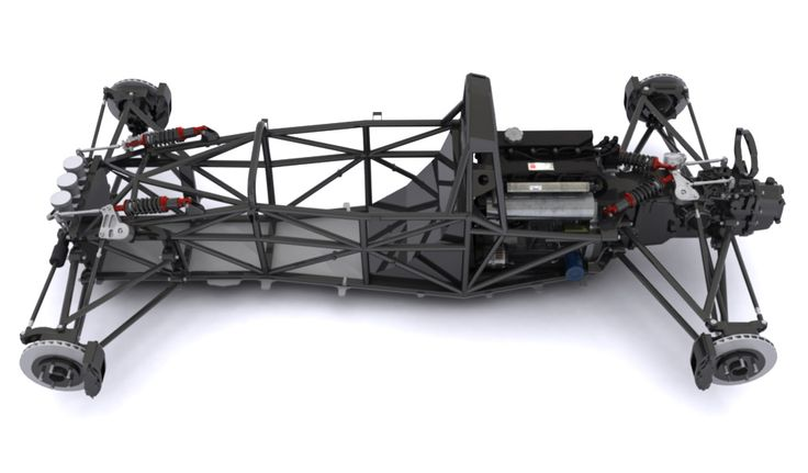 Mengenal Jenis Chassis Mobil 3